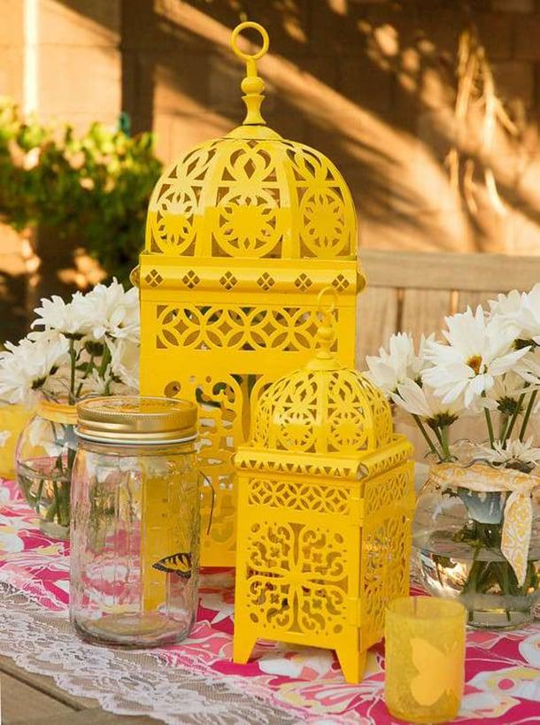 decoracao-amarela-area-externa