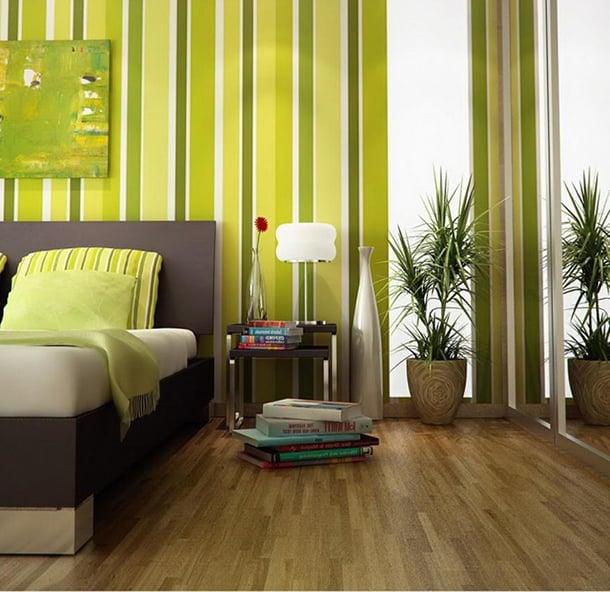 decoracao-verde-para-quarto