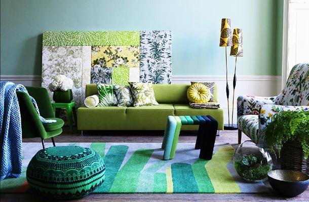 decoracao-verde-para-salas