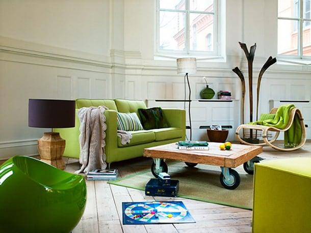 decoracao-verde