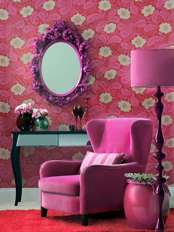 decoracao-rosa-criativa