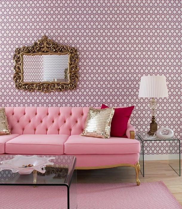 decoracao-rosa-para-quarto
