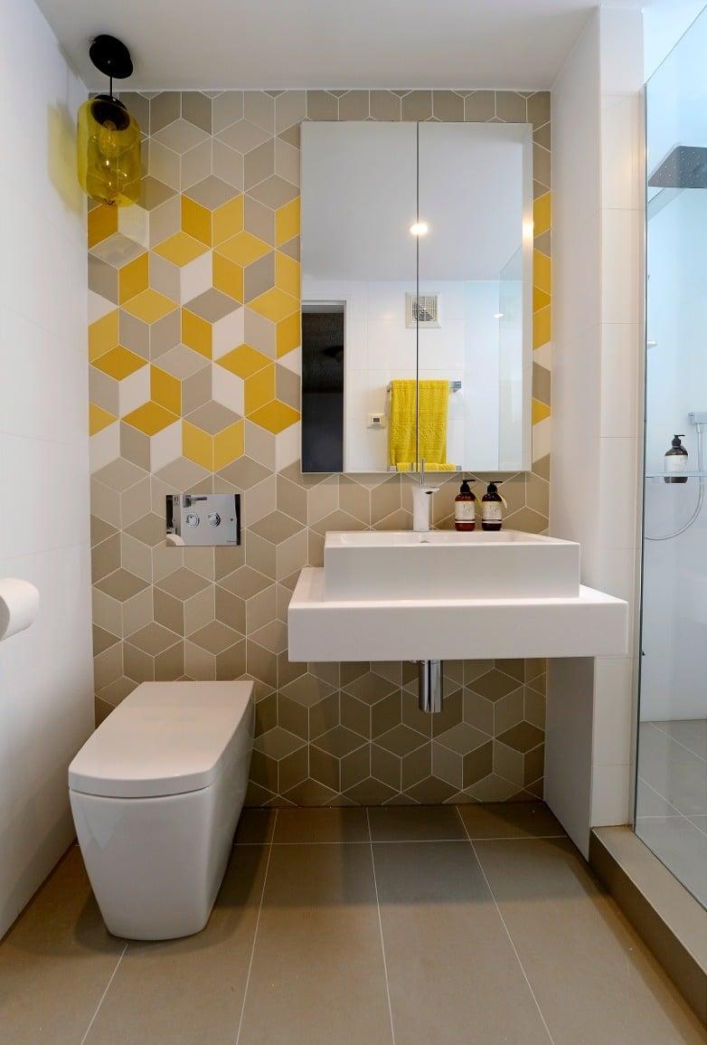 decoracao-de-banheiro-geometrica