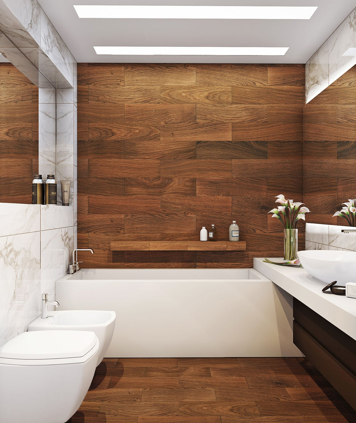 decoracao-de-banheiro-revestimento-de-madeira