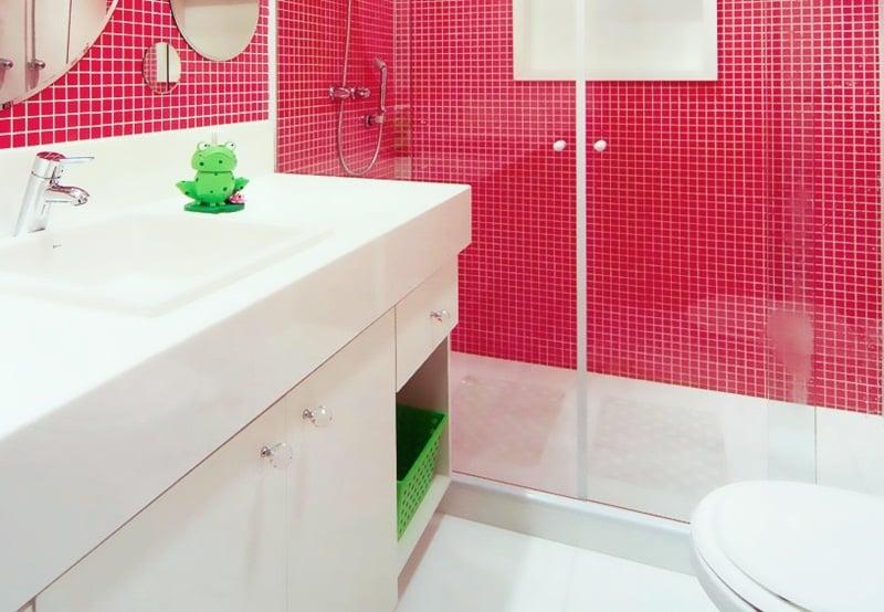 decoracao-de-banheiro-vermelha