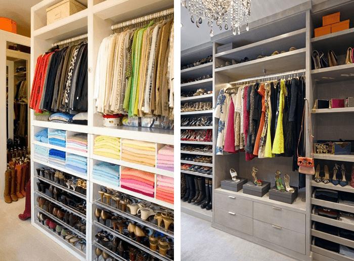 Como um montar um closet armarios blog de decora o e - Armarios para montar ...