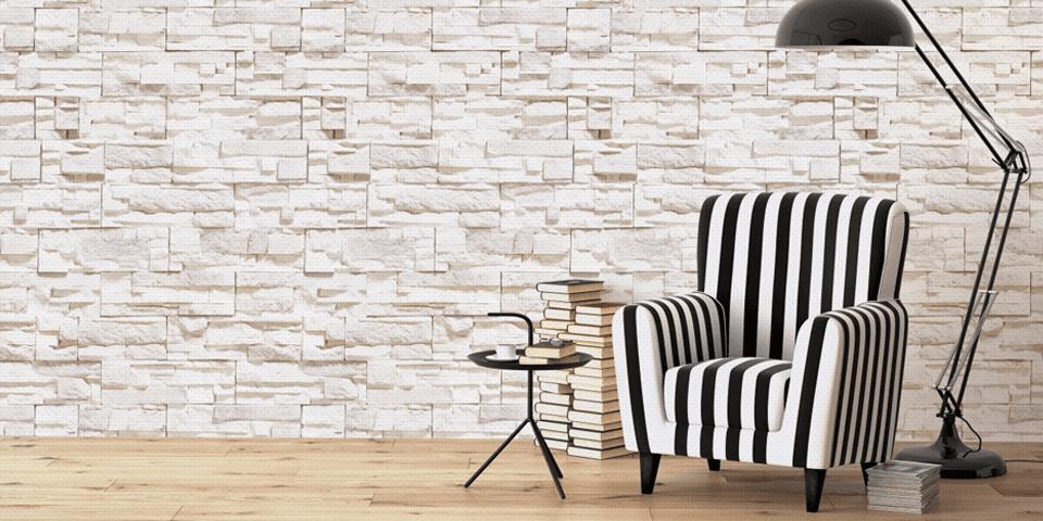 5 motivos para voc optar pelo papel de parede adesivo - Papel vinilico para paredes ...